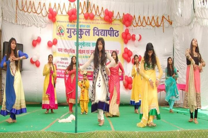 Shri Lajja Ram Bashesar Dass Gurukul Vidyapeeth-Dancing Activity
