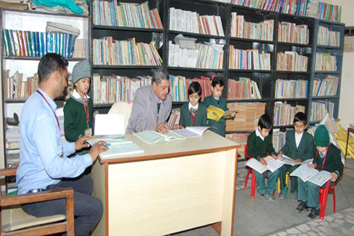 Shri Lajja Ram Bashesar Dass Gurukul Vidyapeeth-Reading Room