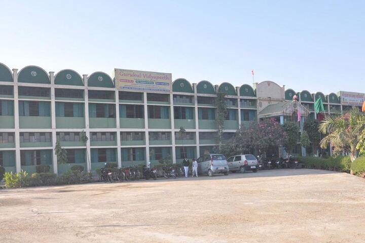 Shri Lajja Ram Bashesar Dass Gurukul Vidyapeeth-School View