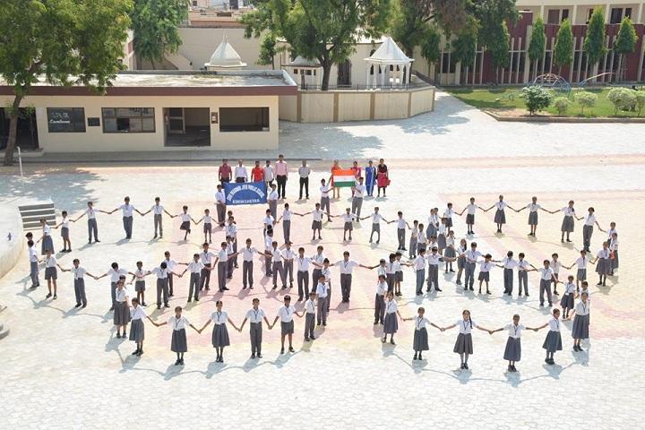 Shri Mahavir Jain Public School-Activity