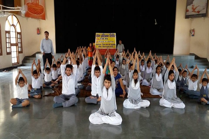 Shri Mahavir Jain Public School-Yoga