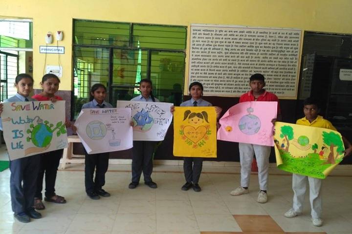 Shri Parshwanath School-Art and Craft