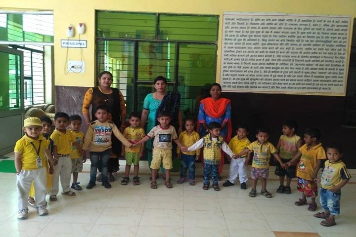 Shri Parshwanath School-Kindergarten Activities