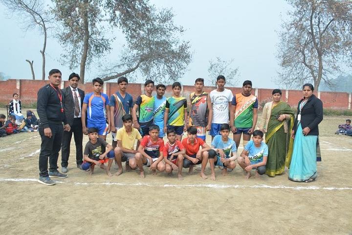 Shri Parshwanath School-Sports Team