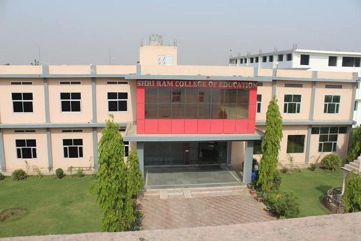Shri Ram Senior Secondary School-Campus