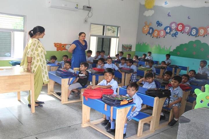 Shri Ram Senior Secondary School-Classroom