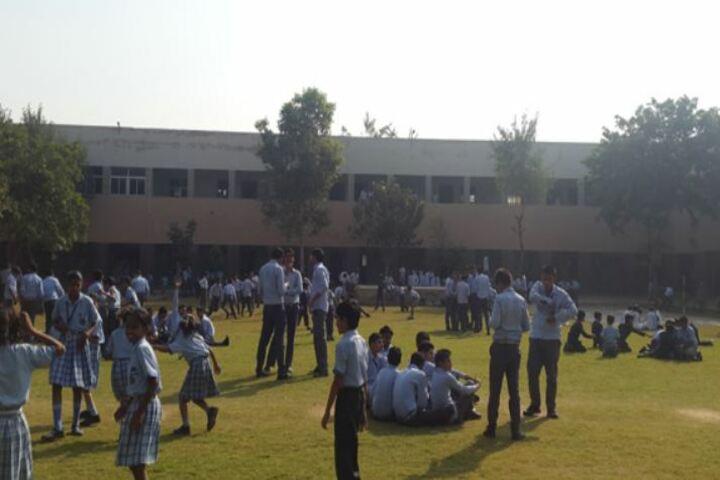 Shri Ram Senior Secondary School-Play Area