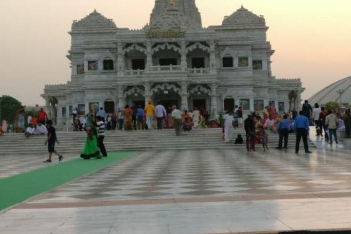 Shri Ram Senior Secondary School-Tour