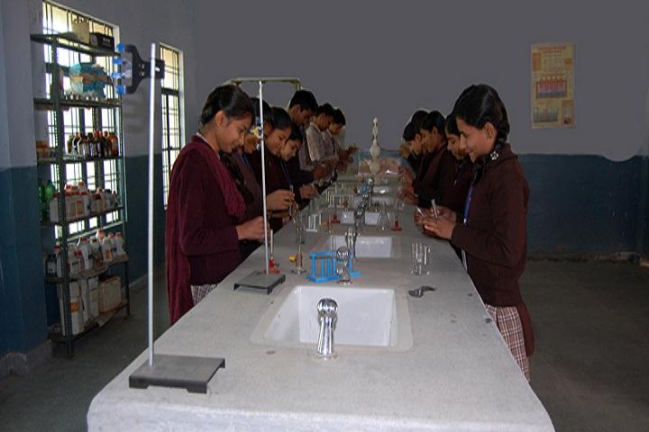 Shri Ram Shiksha Niketan Senior Secondary School-Laboratory chemistry