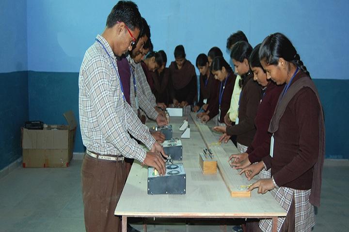 Shri Ram Shiksha Niketan Senior Secondary School-Laboratory physics