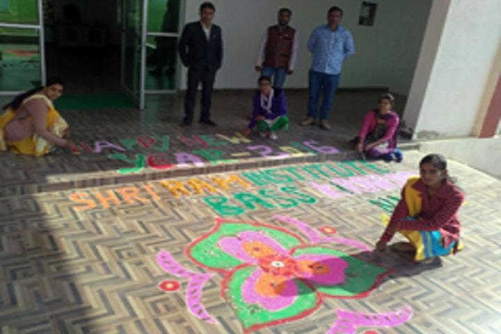 Shri Ram Shiksha Niketan Senior Secondary School-Others rangoli