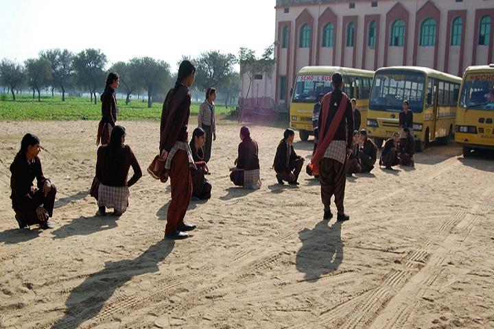 Shri Ram Shiksha Niketan Senior Secondary School-Sports kho kho