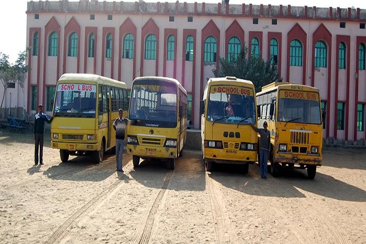 Shri Ram Shiksha Niketan Senior Secondary School-Transport