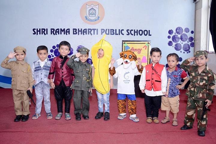 Shri Rama Bharti High School-Fancy Dress Competition