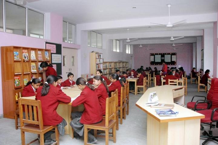 Shri Rama Bharti High School-Library