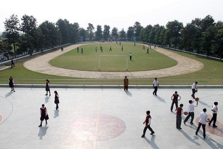 Shri Rama Bharti High School-Play Ground