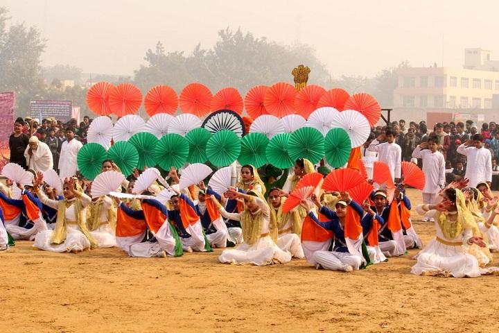 Shri Rama Bharti High School-Republic Day Celebrations
