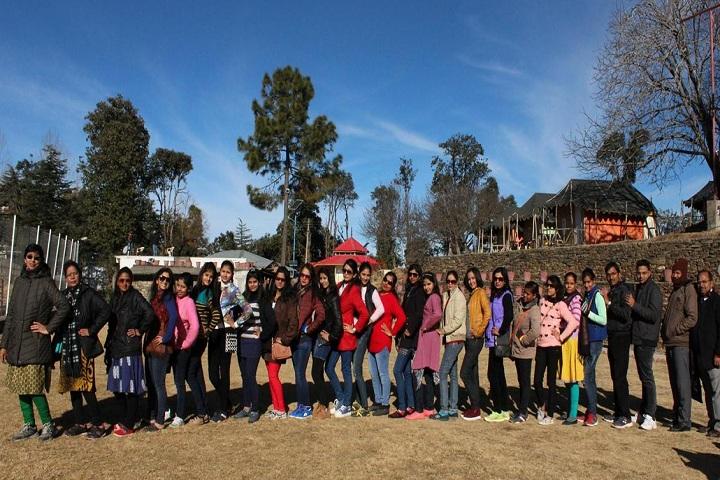 Shri Rama Bharti High School-Tour
