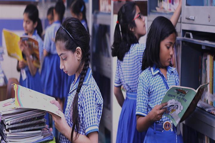 Shri S N Sidheshwar Senior Secondary Public School-Library