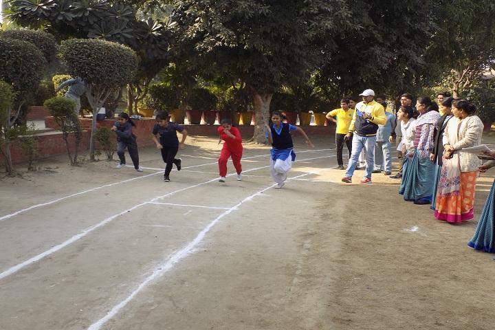 Shri S N Sidheshwar Senior Secondary Public School-Sports running