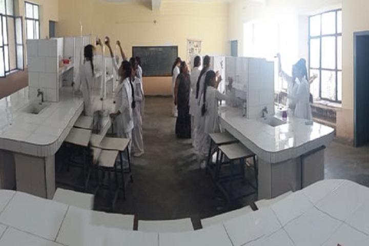 Shri Tharu Ram Arya Kanya Uchatam Madhyamik Vidyalaya-Chemistry Lab