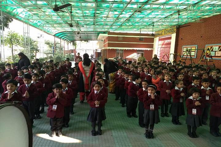 Shribaba Mastnath Public School-Assembly