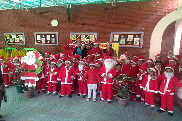 Shribaba Mastnath Public School-Christmas Celebration