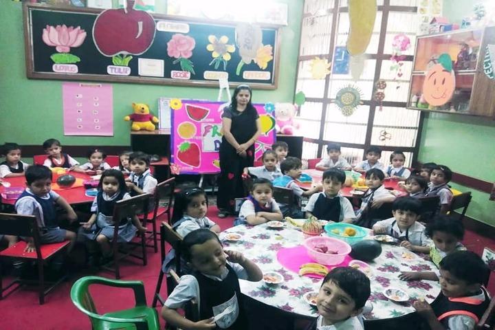 Shri Baba Mastnath Senior Secondary Residential Public School-Activity Room