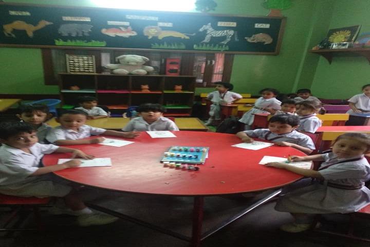 Shri Baba Mastnath Senior Secondary Residential Public School-Art and Craft