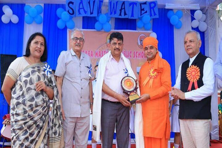 Shri Baba Mastnath Senior Secondary Residential Public School-Award Presentation