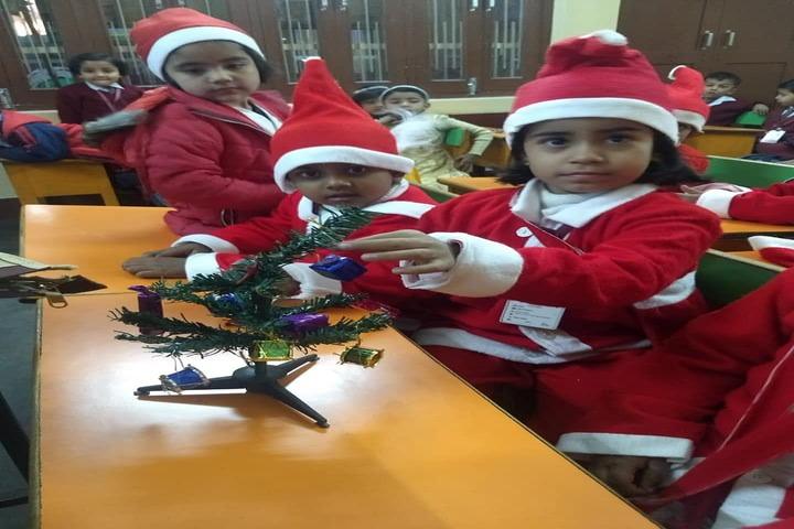 Shri Baba Mastnath Senior Secondary Residential Public School-Christmas Celebrations