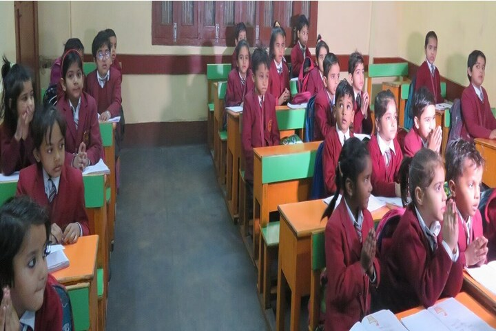 Shri Baba Mastnath Senior Secondary Residential Public School-Classrooms