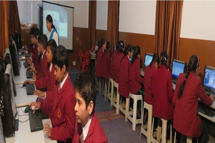 Shri Baba Mastnath Senior Secondary Residential Public School-Computer Lab