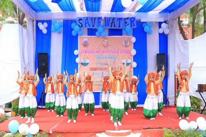 Shri Baba Mastnath Senior Secondary Residential Public School-Independence Day