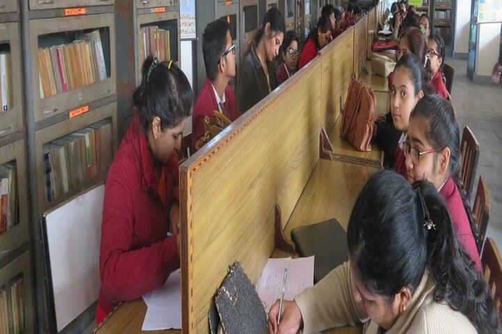 Shri Baba Mastnath Senior Secondary Residential Public School-Library