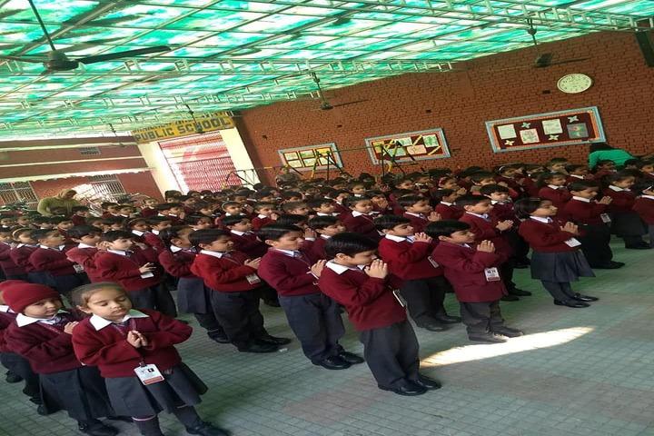 Shri Baba Mastnath Senior Secondary Residential Public School-Morning Assembly