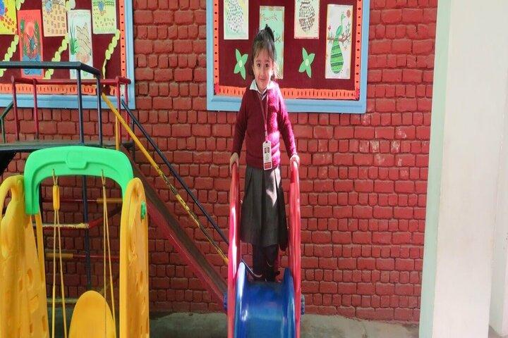 Shri Baba Mastnath Senior Secondary Residential Public School-Play Area