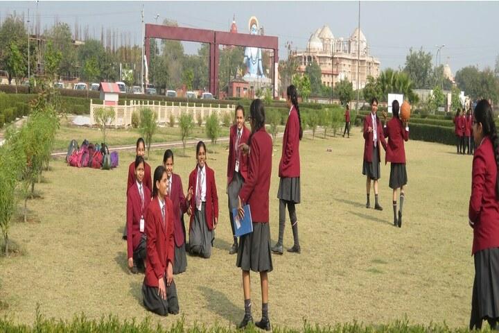 Shri Baba Mastnath Senior Secondary Residential Public School-Play Ground