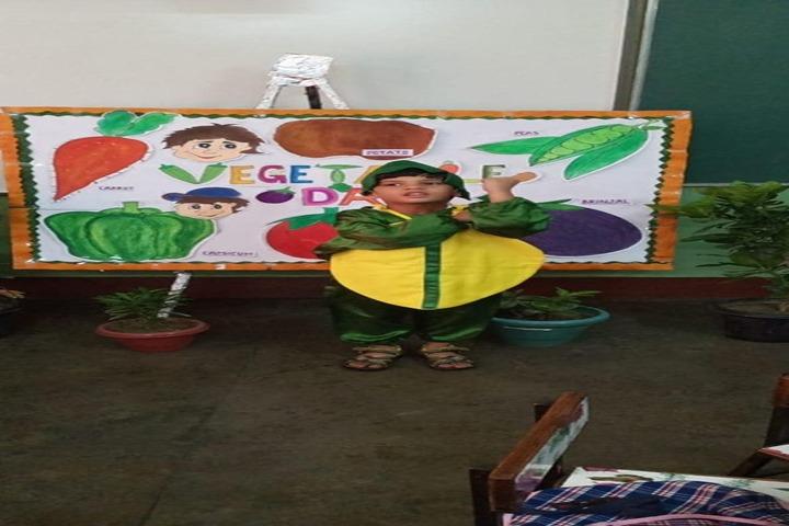 Shri Baba Mastnath Senior Secondary Residential Public School-Vegetable Day