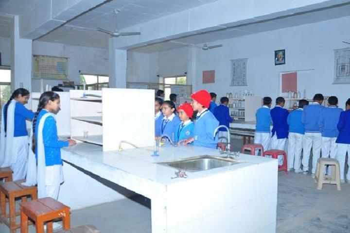 Shweta Royal Public School-Chemistry Lab