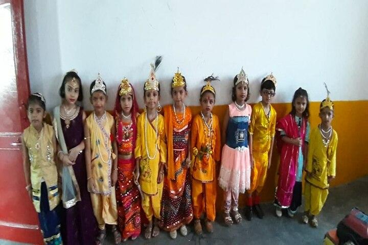 Shweta Royal Public School-Fancy Dress