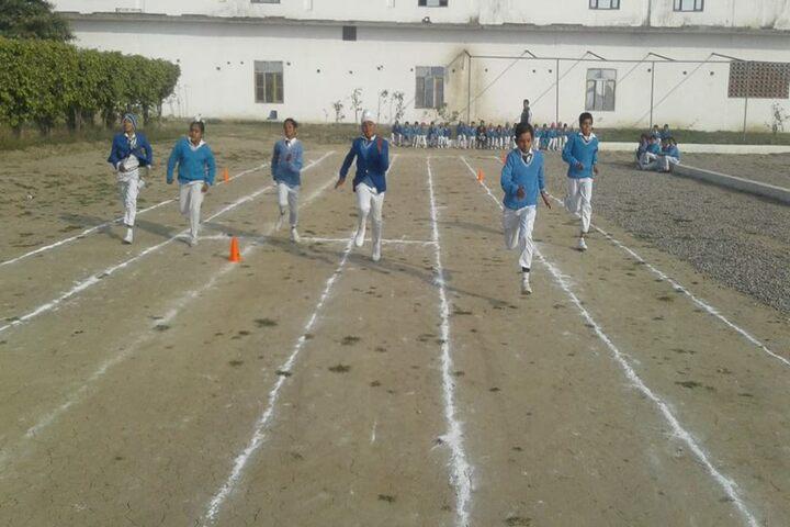 Shweta Royal Public School-Games