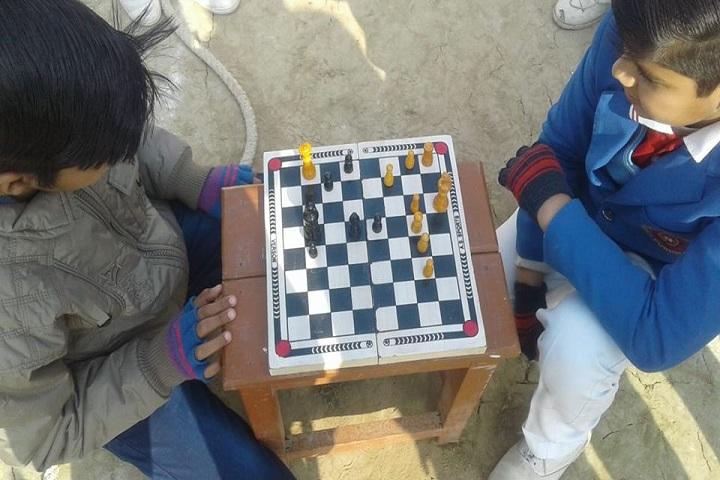Shweta Royal Public School-Indoor Games