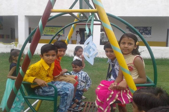 Shweta Royal Public School-Kids Play Area