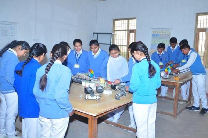 Shweta Royal Public School-Physics Lab