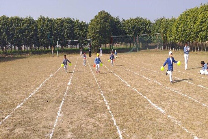 Shweta Royal Public School-Play Ground