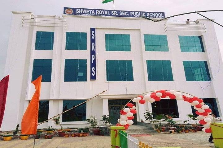 Shweta Royal Public School-School Building