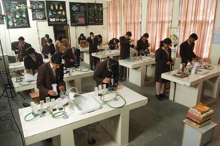 Sidhartha International School-Biology Lab