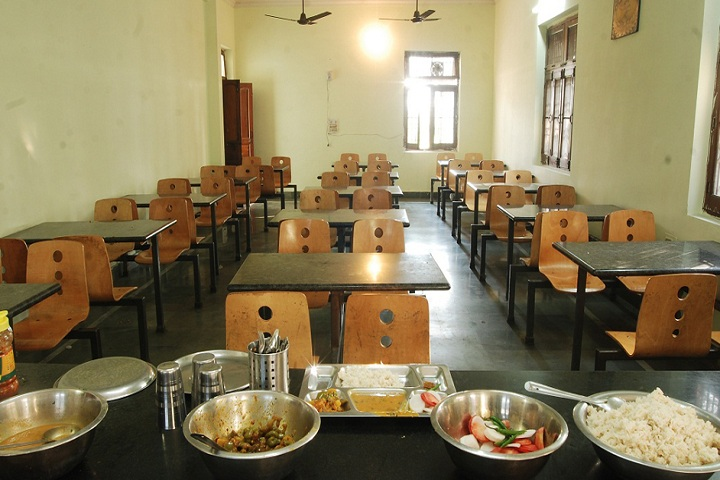 Sidhartha International School-Cafeteria