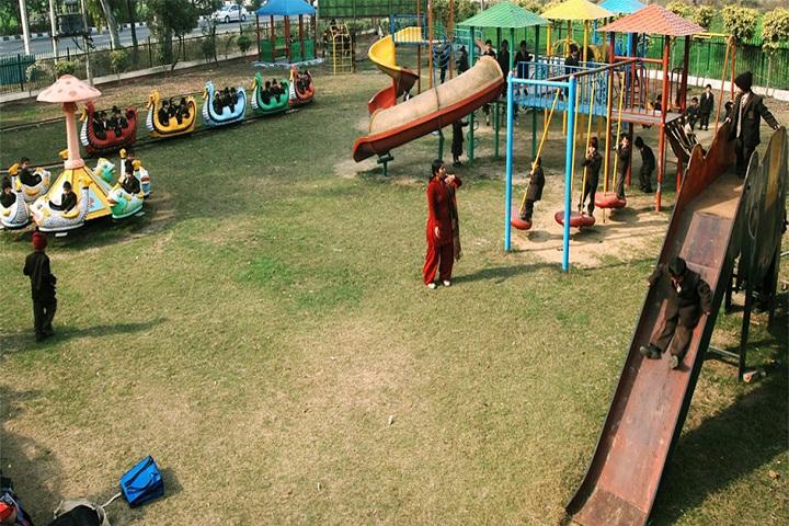 Sidhartha International School-Children-Park